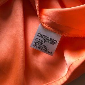Gianni Bini Dresses - Gianni Bini pastel orange dress